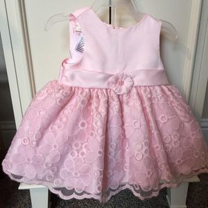 American Princess Pink Dress with Bloomers